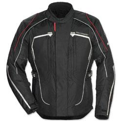 Tour Master Men's Advanced Black Jacket