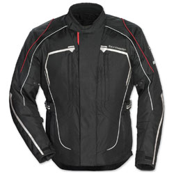 Tour Master Men's Advanced Black Jacket