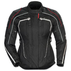 Tour Master Women's Advanced Black Jacket
