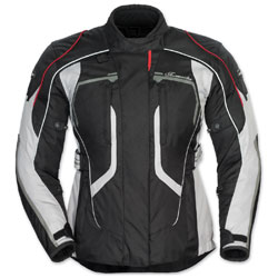 Tour Master Women's Advanced Gray/Black Jacket