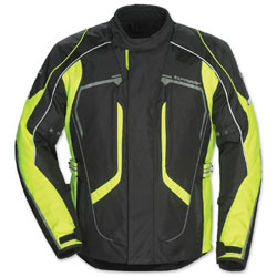 Tour Master Men's Advanced Hi-Viz/Black Jacket