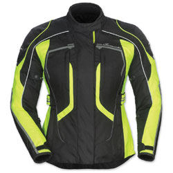 Tour Master Women's Advanced Hi-Viz/Black Jacket