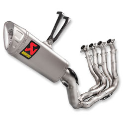 Akrapovic Racing Hex SS/TI/CF Exhaust System
