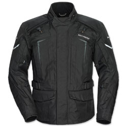 Tour Master Men's Transition 5 Black Jacket