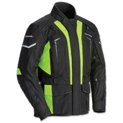 Tour Master Men's Transition 5 Hi-Viz/Black Jacket