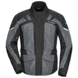 Tour Master Men's Transition 5 Gunmetal/Black Jacket
