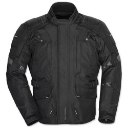 Tour Master Men's Transition 4 Black Jacket