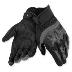 Dainese Unisex Air Frame Black Gloves