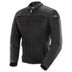 Joe Rocket Women's Velocity Mesh Black Jacket