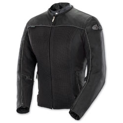 Joe Rocket Women's Velocity Mesh Black Jacket
