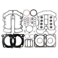 Twin Power Top End Gasket, 3.937