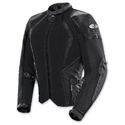 Joe Rocket Women's Cleo Elite Mesh Black Jacket