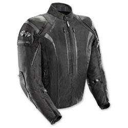 Joe Rocket Men's Atomic 5.0 Black Jacket | 166-2134 | J&P Cycles