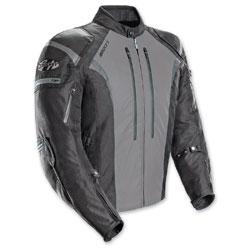 Joe Rocket Men's Atomic 5.0 Gray Jacket