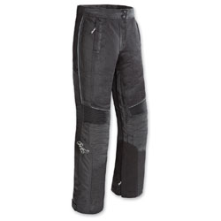 Joe Rocket Women's Cleo Elite Mesh Black Pants