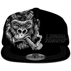 f7591dfd80a Lethal Threat Men s Gorilla Cigar Black Hat