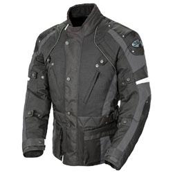 Joe Rocket Men's Ballistic Revolution Gray Jacket