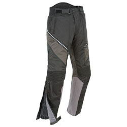 Joe Rocket Men's Alter Ego 2.0 Gray/Black Pants