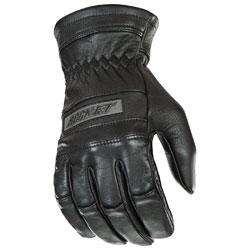Joe Rocket Men's Classic Black Gloves