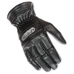 Joe Rocket Women's Classic Black Gloves
