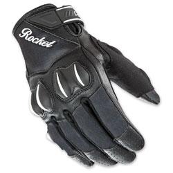 Joe Rocket Women's Cyntek Matte Black Gloves