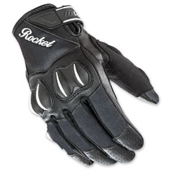 Joe Rocket Women's Cyntek Matte Black Gloves