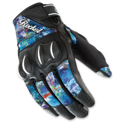 Joe Rocket Women's Cyntek Amethyst Gloves