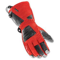 Joe Rocket Men's Latitude XL Red/Black Gloves