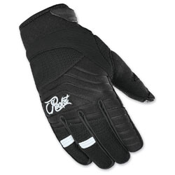 Joe Rocket Women's Big Bang 2.1 Black Gloves
