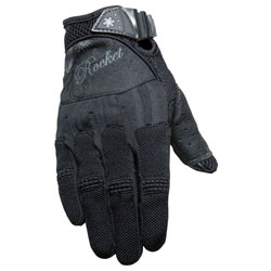 Joe Rocket Women's Heartbreaker Black Gloves