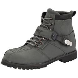 Joe Rocket Men's Big Bang 2.0 Gray Boots