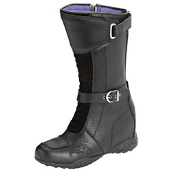 Joe Rocket Women's Heartbreaker Black Boots