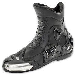 Joe Rocket Men's Super Street Black Boots