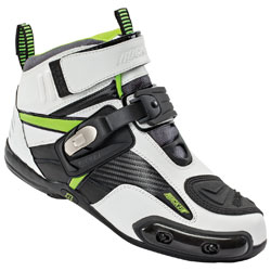 Joe Rocket Men's Atomic White/Hi-Viz Boots