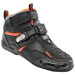 Joe Rocket Men's Atomic Black/Orange Boots