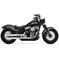 Vance & Hines Eliminator 300 Slip-on Mufflers Chrome