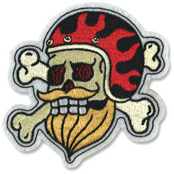 Lethal Threat Beard Biker 3.75
