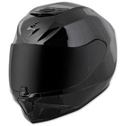 Scorpion EXO EXO-R420 Gloss Black Full Face Helmet