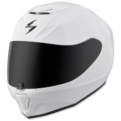 Scorpion EXO EXO-R420 White Full Face Helmet