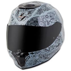 Scorpion EXO EXO-R420 Shake Cement Gray Full Face Helmet