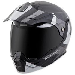 Scorpion EXO EXO-AT950 Neocon Silver Modular Helmet