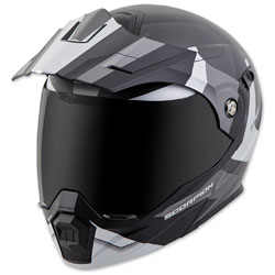 Scorpion EXO EXO-AT950 Neocon Silver Modular Helmet