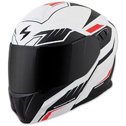 Scorpion EXO EXO-GT920 Shuttle White/Black Modular Helmet