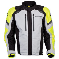 Scorpion EXO Men's Optima Hi-Viz Jacket