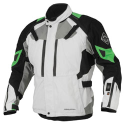 Firstgear 37.5 Men's Kilimanjaro White/Black Jacket