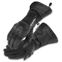 Firstgear Women's Fargo Black Gloves