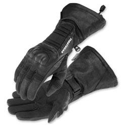 Firstgear Women's Fargo Black Gloves