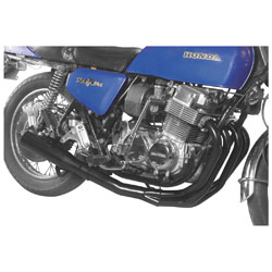 MAC Canister Exhaust System Black