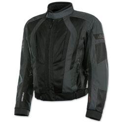 Olympia Moto Sports Men's Airglide 5 Mesh Tech Slate Jacket