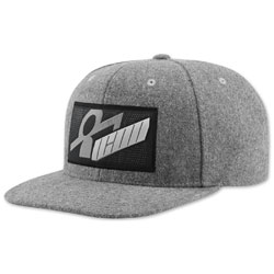 ICON SIQ Whooly Snapback Hat cfff98586994